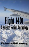 Cover for 'Flight 1401 A Science Fiction Anthology'