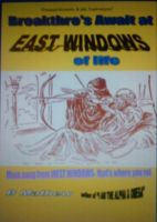 Cover for 'EAST WINDOWS OF LIFE'
