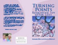 Cover for 'Turning Points-Regaining Joy after loss-EBOOK'