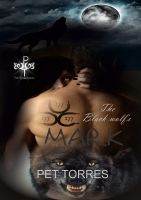 Cover for 'The Black Wolf's Mark'
