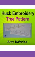 Cover for 'Huck Embroidery Tree Pattern'