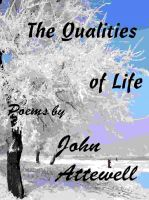 Cover for 'The Qualities of Life'