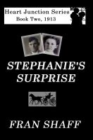 Cover for 'Stephanie's Surprise'