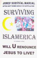 Cover for 'Surviving Islamerica'