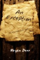 Cover for 'An Exception'