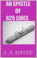 Cover for 'An Epistle of 625 Lines'