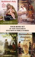 New Testament Five Minute Bible Stories