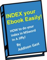 Cover for 'Index your Ebook Easily!'