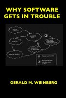 Cover for 'Why Software Gets In Trouble'
