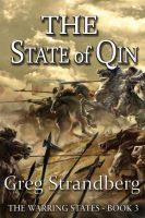 Cover for 'The State of Qin'