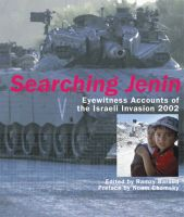 Cover for 'Searching Jenin'