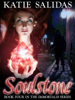 Cover for 'Soulstone (Immortalis # 4)'