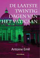 Cover for 'De laatste twintig dagen van het Vaticaan'