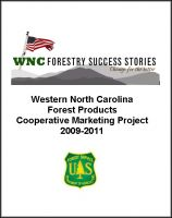 Cover for 'WNC Forestry Success Stories: Change for the Better'
