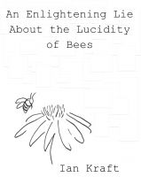 Cover for 'An Enlightening Lie About the Lucidity of Bees'