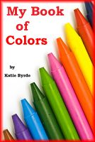 Cover for 'My Book of Colors'