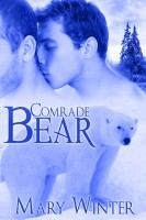 Cover for 'Comrade Bear'