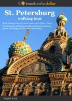 Cover for 'St. Petersburg Walking Tour'