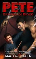 Cover for 'Pete, Drinker of Blood'