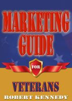 Cover for 'Marketing Guide for Veterans'