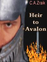 Cover for 'Heir To Avalon'