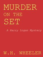 Cover for 'Murder on the Set'