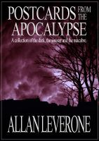 Cover for 'Postcards from the Apocalypse'