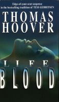 Cover for 'Life Blood'