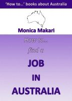 Cover for 'How to find a job in Australia?'