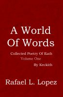 Cover for 'A World Of Words:  Volume One'