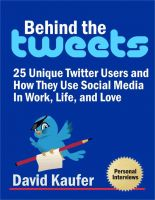 Cover for 'Behind the Tweets'
