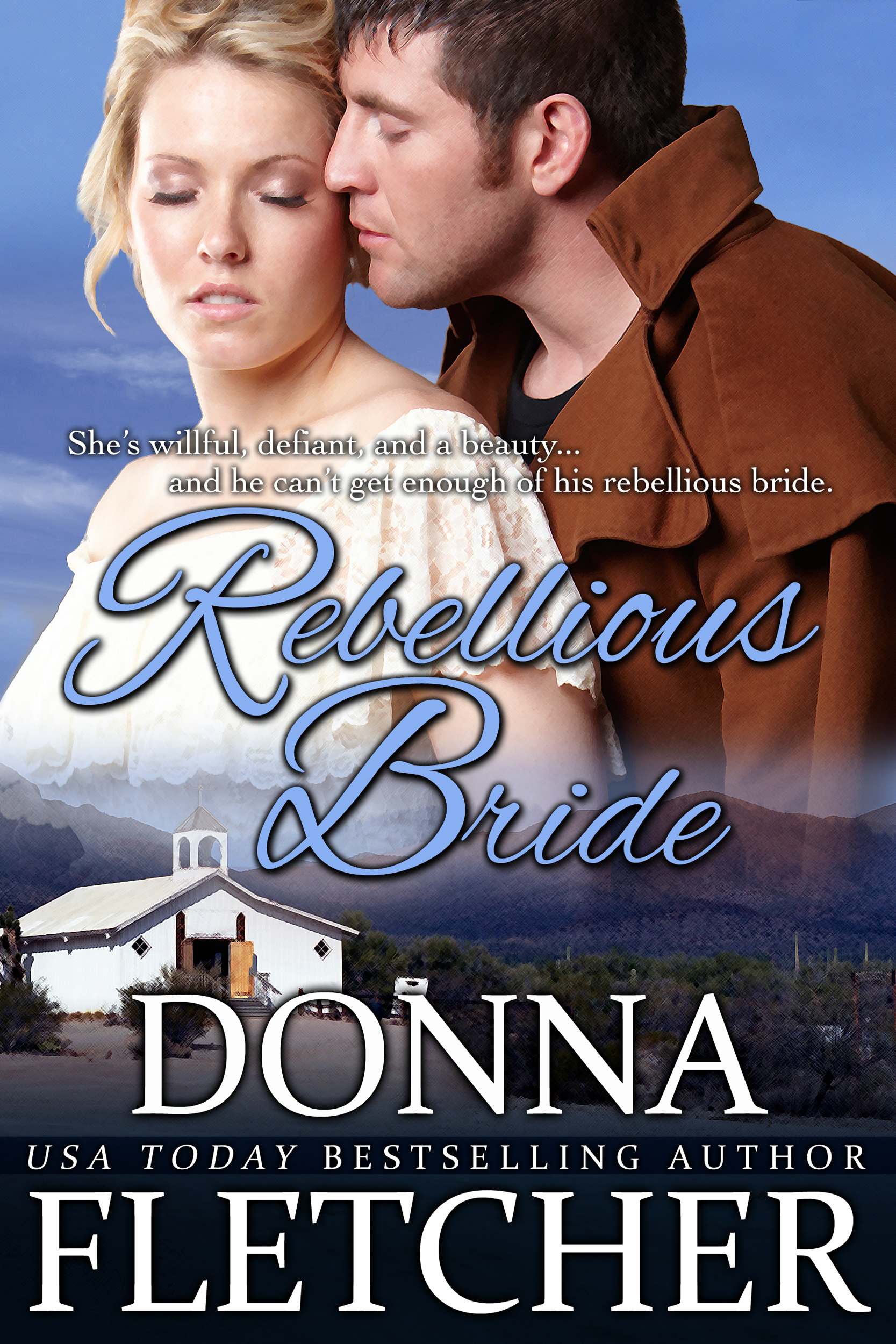 Donna Fletcher - Rebellious Bride