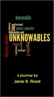 Cover for 'Unknowables'