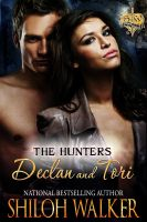 Cover for 'The Hunters Declan and Tori'