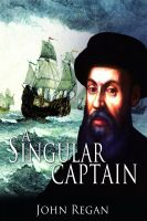 Cover for 'A Singular Captain'