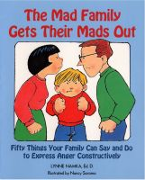 Cover for 'The Mad Family Gets Their Mads Out'