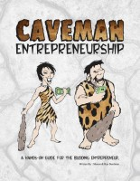 Cover for 'Caveman Entrepreneurship'