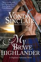 Cover for 'My Brave Highlander'