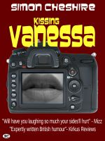 Cover for 'Kissing Vanessa'