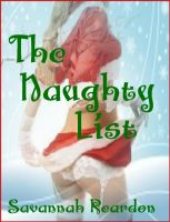 Cover for 'The Naughty List'