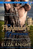 Eliza Knight - The Highlander's Temptation