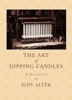 Cover for 'The Art of Candle Dipping'
