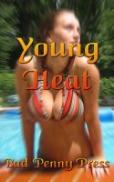 Cover for 'Young Heat'