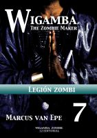 Cover for '7 Wigamba - Legión zombi'