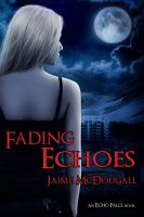 Cover for 'Fading Echoes'