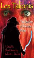 Cover for 'Butcher of Proxima – Illustrated Story'