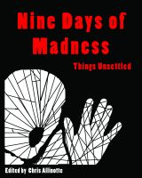 Cover for '9 Days of Madness: Things Unsettled'