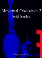 Cover for 'Abnormal Obviosities 2'