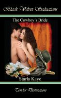 Cover for 'The Cowboy's Bride'