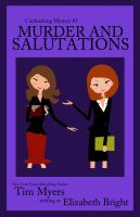 Cover for 'Murder and Salutations (Book 3 in the Cardmaking Mysteries)'